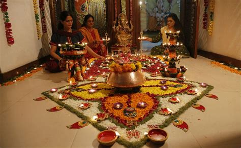 India celebrates Diwali, the festival of lights, with