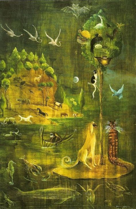The Hearing Trumpet, by Leonora Carrington - a gallimaufry