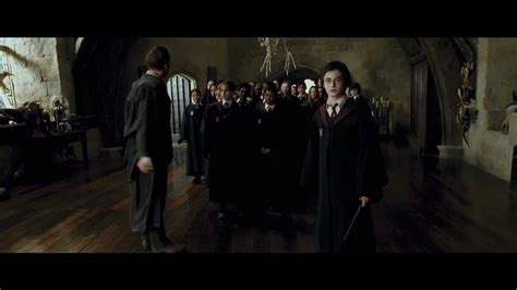 Harry Potter Faces With Dementor in the Lesson - YouTube