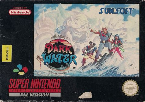 The Pirates of Dark Water for SNES (1994) - MobyGames