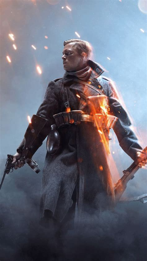 Download this Wallpaper iPhone 5S - Video Game/Battlefield