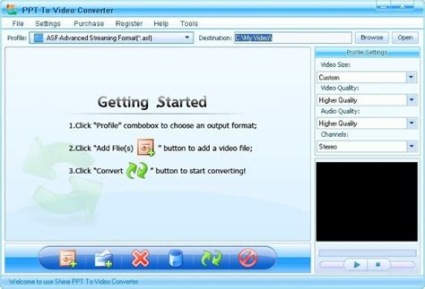 8+ Best PPT to Video Converter Free Download For Windows