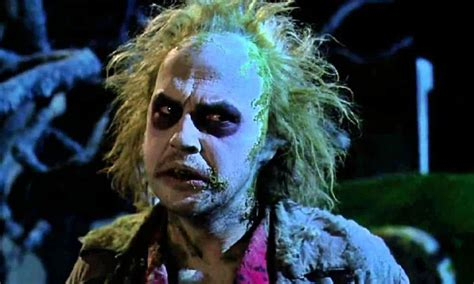 First Look At The New Beetlejuice As Character Makes Big