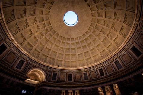 The Pantheon – Rome – 126 AD | Monolithic Dome Institute