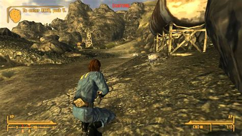 Fallout New Vegas PC Gameplay HD #2 - YouTube