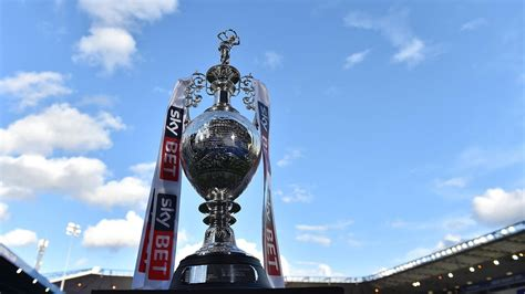 Football League Statement On The Championship Trophy