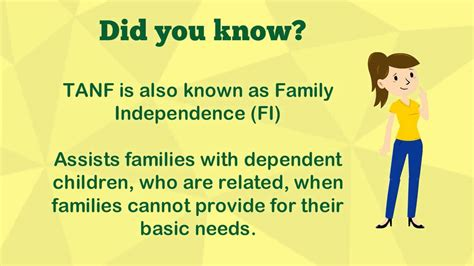 SNAP/TANF Benefits - YouTube