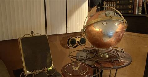Send Google Earth for a spin with this RFID Steampunk