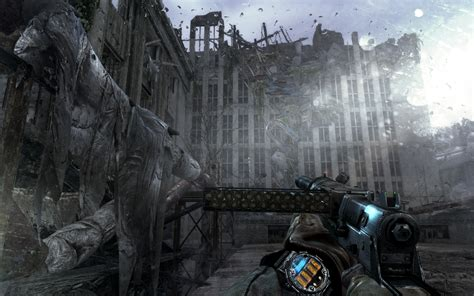 Metro: Last Light DLC the Chronicles Pack drops today - VG247