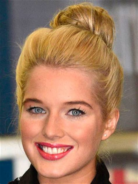 Oh get over yourself, Helen Flanagan, with your spanking