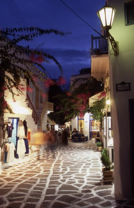 New York Life-Day by Day: Mykonos -and Delos