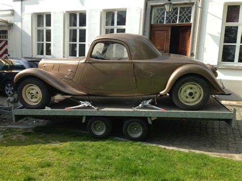 Would You Pay $250,000 For a Citroen Traction Avant