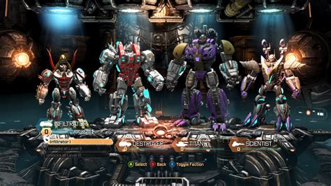 SGGAMINGINFO » Insecticon's invade Transformers: fall of