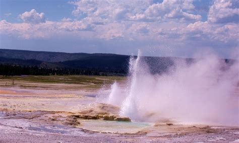Fountain Paint Pot in Yellowstone National Park - AllTrips