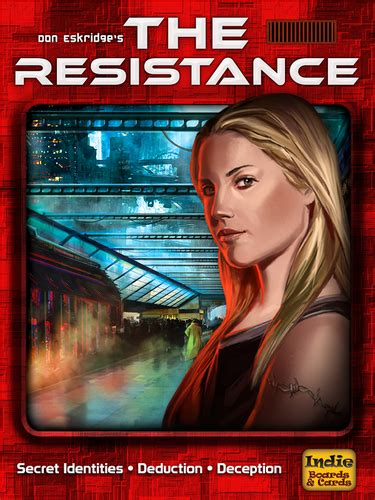 The Resistance | Ludo BoardGame Bar and Cafe