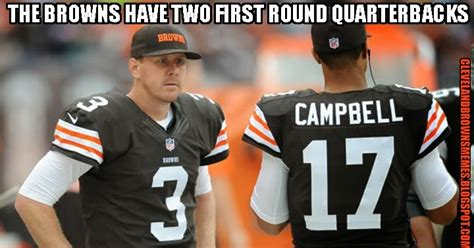 Cleveland Browns Memes: PARDON ME FOR NOT FEELING THAT