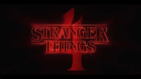 It's official: 'Stranger Things' season 4 confirmed with
