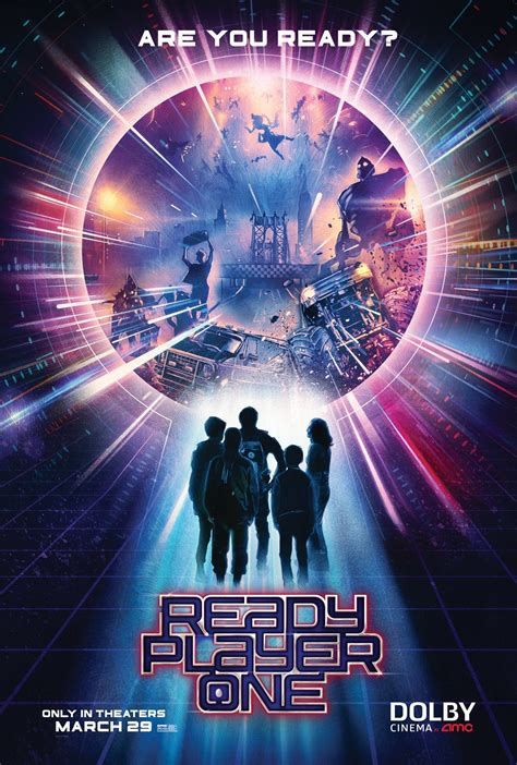 Steven Spielberg's Ready Player One gets its umpteenth poster