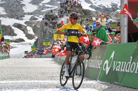 Egan Bernal takes stage seven summit victory as he extends