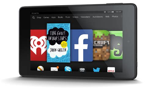 Amazon Kindle Fire Tablet Models For 2014 – 2015