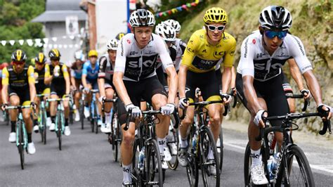 Ineos opting for three leaders at this year's Tour de