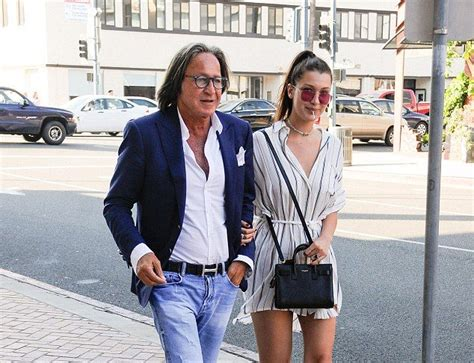 MOHAMED HADID UP CLOSE & PERSONAL ON LIFE AND LOVE