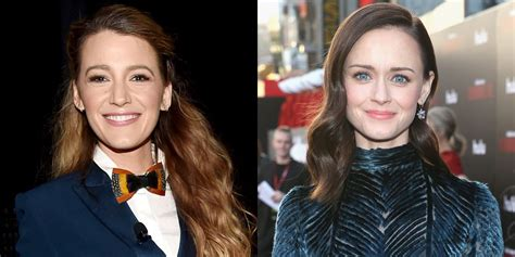 Blake Lively and Alexis Bledel Both Said They're Trying to