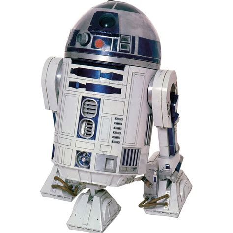 Star Wars Life Size R2 D2 Droid Robot Removable Wall Vinyl
