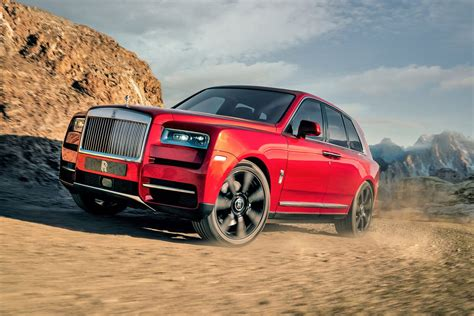 Rolls-Royce's First Ever SUV Comes With a $325,000 Price