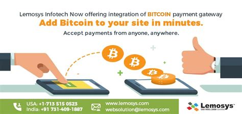 Bitcoin- A New Payment Gateway to Transfer Payment with