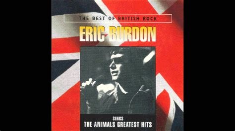 When I Was Young - Eric Burdon (Sings The Animals Greatest