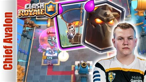 Clash Royale: HOW TO PLAY SURGICAL GOBLIN'S LAVALOON DECK
