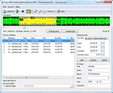 Free Download Easy MP3 Cutter 3