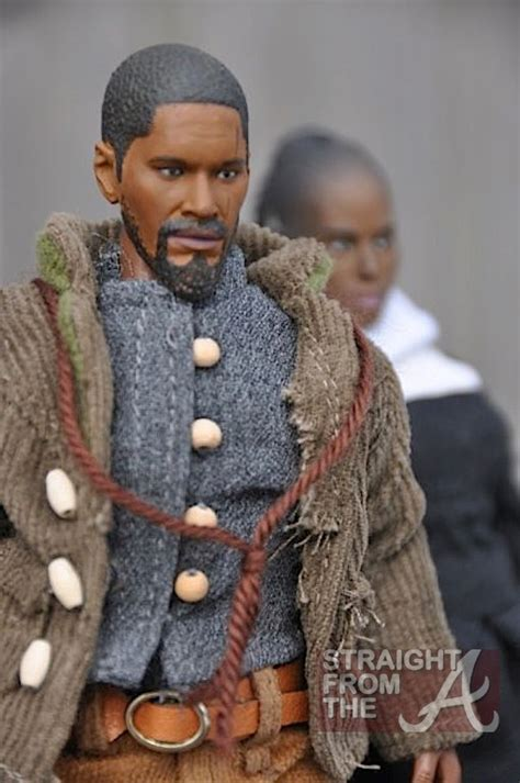 Are You Offended Yet? 'Django Unchained' Slave Dolls