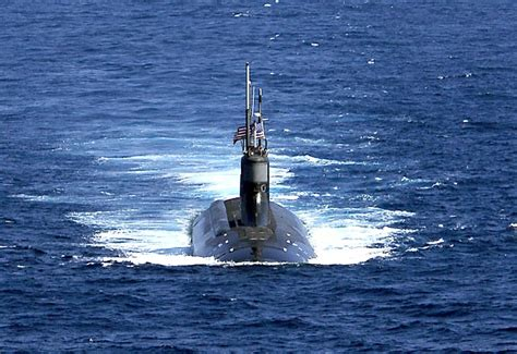 USS Seawolf (SSN-21) Fast Attack Nuclear-Powered Submarine